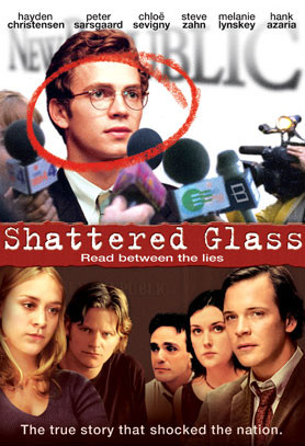 Poster Shattered Glass