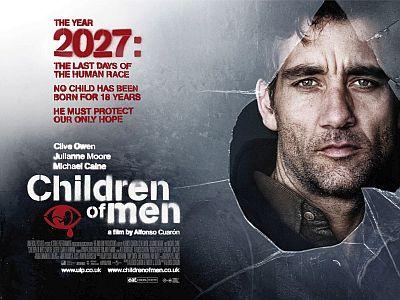 Poster de Niños del hombre
